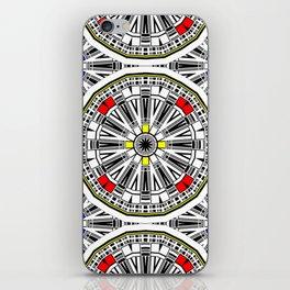 Rachna Bauhaus 2 iPhone Skin