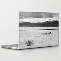 twin peaks Laptop & iPad Skins featuring Twin Peaks by Jennifer L. Craft