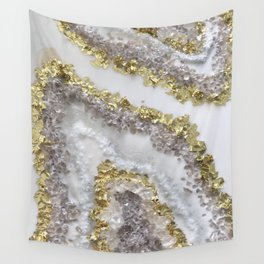 Geode Art Wall Tapestry