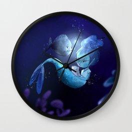 mermay1 Wall Clock