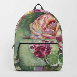 Grandma's Roses Backpack