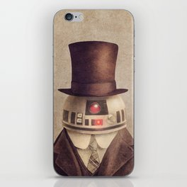 Duke R2 iPhone Skin