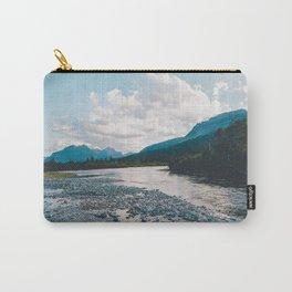 Saint Mary Lake, Montana Carry-All Pouch