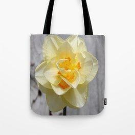 Layered Daffodil   Tote Bag