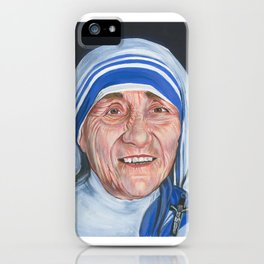 St Mother Teresa of Calcutta iPhone Case