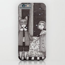 Hansel and Gretel iPhone Case