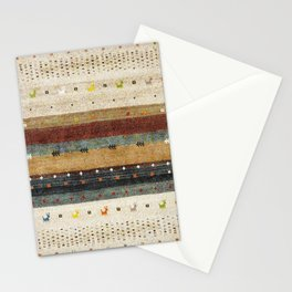 Heritage Oriental Traditional Moroccan Berber Style 10 Stationery Cards