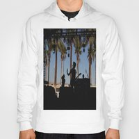 coachella Hoodies featuring EMA / Coachella by The Electric Blue / Yen-Hsiang Liang (Gr