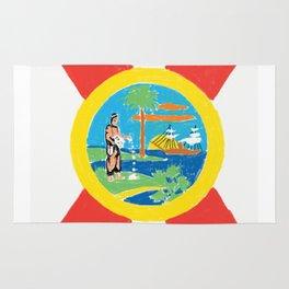 Florida State Flag Rug