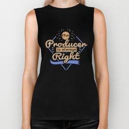 The Producer Is Always Right Movie Biker Tank