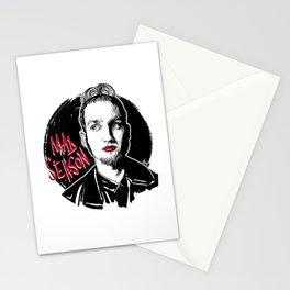Mad Season Stationery Cards