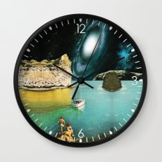 View from Rhodes Wall Clock