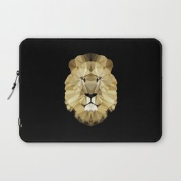 Polygon Heroes - The King Laptop Sleeve