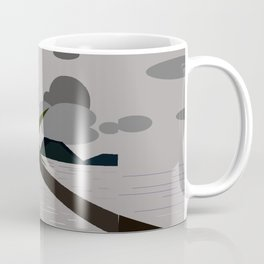 Praia Nublado Coffee Mug