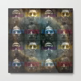 Bounded 16 Metal Print