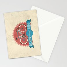 Born to Ride Stationery Cards