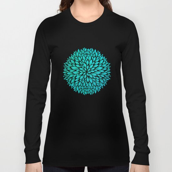 Petal Burst #14 Long Sleeve T-shirt