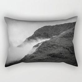 Scotlands Dark Highlands Rectangular Pillow