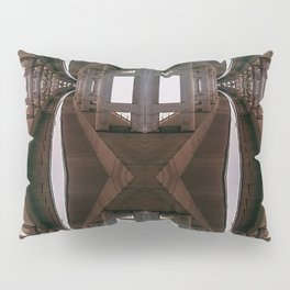 kaleidoscopic overpass on my way Pillow Sham