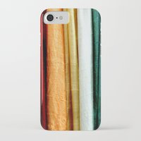 striped iPhone & iPod Cases featuring Striped by Anne Seltmann