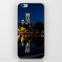 Reflections of Boston iPhone Skin