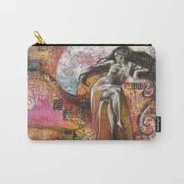 Krystal louche Carry-All Pouch
