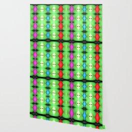 Softly plastic pattern Wallpaper