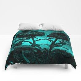 Thistle Warp Comforters