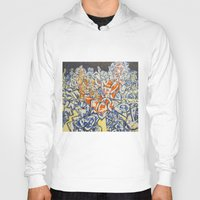 inception Hoodies featuring Concerted Inception by Eric Walker