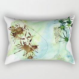 Modern Love Rectangular Pillow