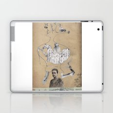 Future is in your head Laptop & iPad Skin