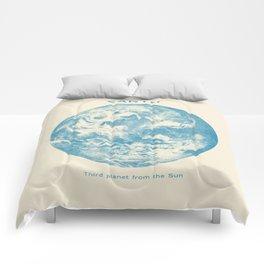 Third Planet  Comforters