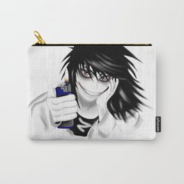 Jeff the killer Carry-All Pouch