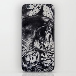 Sleepy Hollow iPhone Skin
