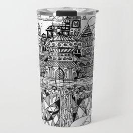 Floating city Travel Mug
