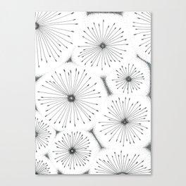 tarragon flower Canvas Print