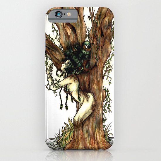Elemental series - Earth iPhone & iPod Case