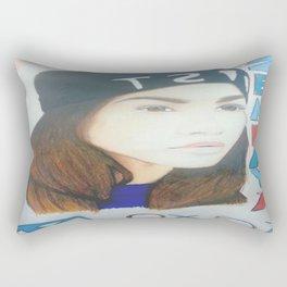 Zendaya  Rectangular Pillow