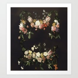 Every hour of the light and dark is a miracle Art Print