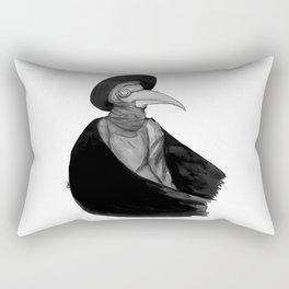 Plague Doctor by Studinano Rectangular Pillow