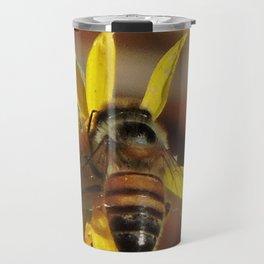 Desert Sunflower Pollen Picker Travel Mug