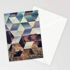 syylvya rrkk Stationery Cards