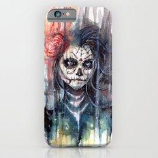 sugar skull - calavera de azucar iPhone 6s Slim Case