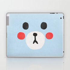 Face IV (Bear) Laptop & iPad Skin