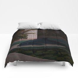 Wicked Garden Comforters