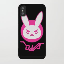 D-Bunny iPhone Case