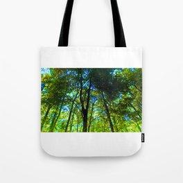 Dawn's water-whirled Tote Bag