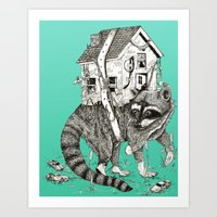 Collector Art Print