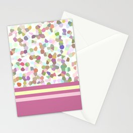 Lots of Dots with Mauve Stationery Cards