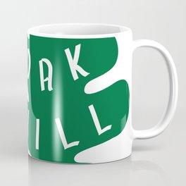 Oak Hill, Pawtucket (RI) Coffee Mug